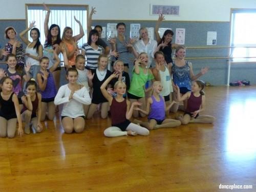 Gacelas Ballet