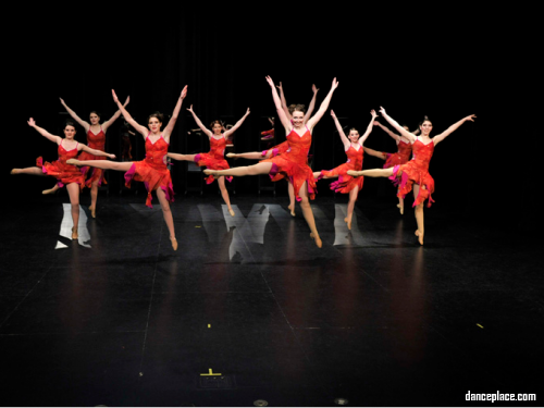 Rhonda McCulloch Danceology