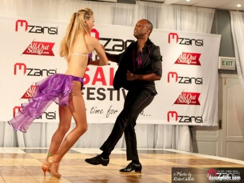 Mzansi Cape Town Salsa Festival