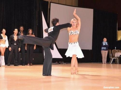The International Hustle Salsa Congress