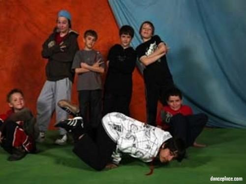 Ecole Formation Danse