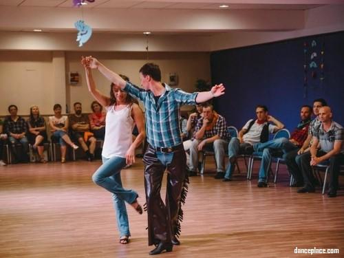 Sunny Side Dance Camp