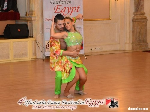 AfroLatin Dance Festival in Egypt