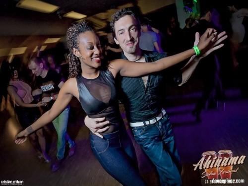 Ahinama Salsa Festival