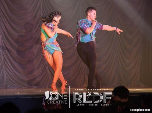 The Reno Latin Dance Fest