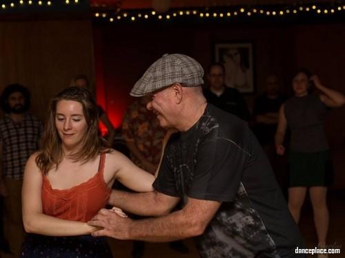 Tim & Julie Blues Dance Workshop