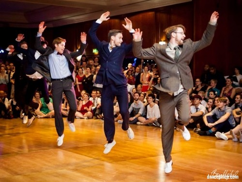 European Swing Dance Championships London United Kingdom