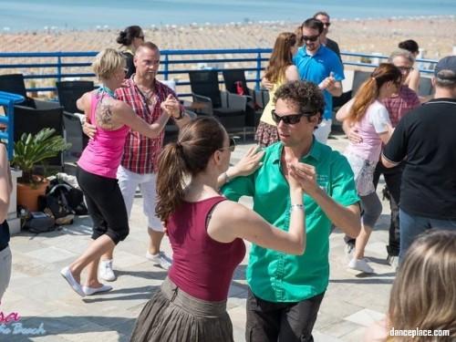 Salsa on the Beach