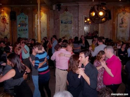 Tanguito Argentine Tango Academy