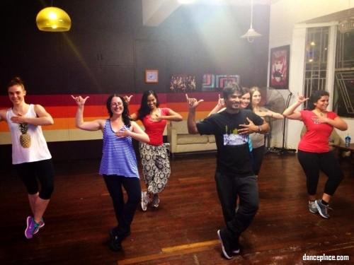 Dance Studio 101