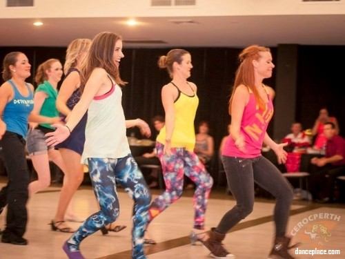 Ceroc Perth Dance Classes