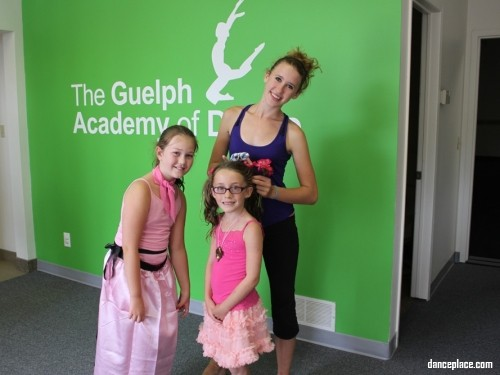 The Guelph Academy Of Dance Inc.