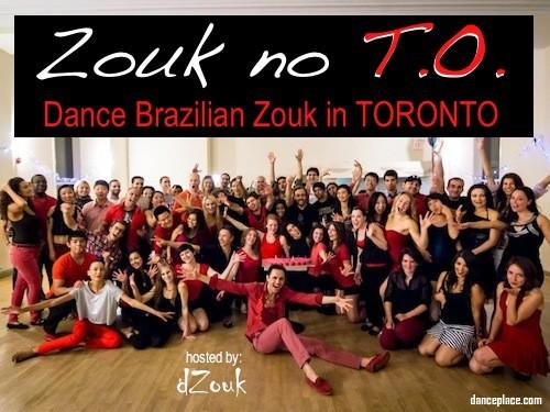 Zouk no TO Sunday Social