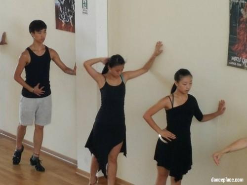 Kids Happy Feet Dance Sport Course