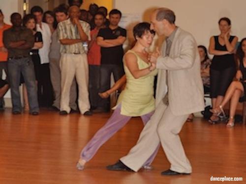 Argentine Tango Milonga de mis Amores