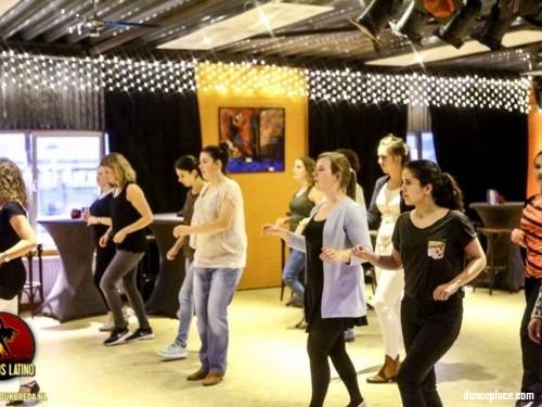 Salsa en Zouk in Breda by Bailamos Latino
