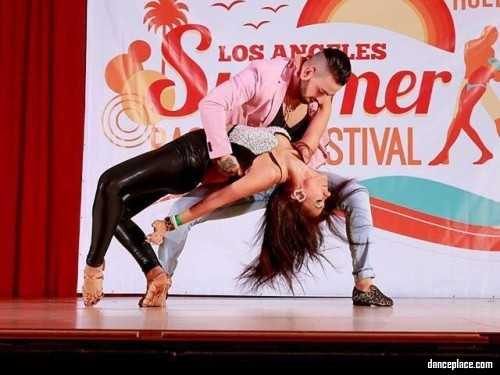 Los Angeles Summer Bachata Festival