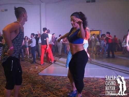 Salsa Casino Mayan Congress