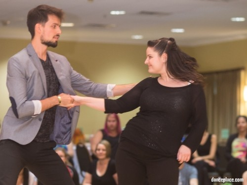 Up State Dance Challange