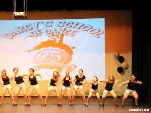 Darcy's School Dance