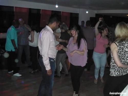 Thank God It Friday Salsa Party