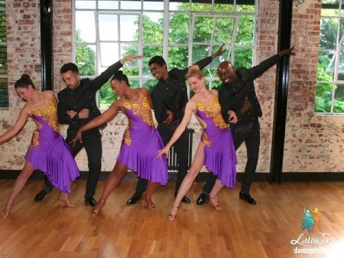 Latin Ice Dance Academy