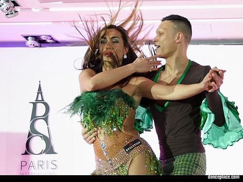 Paris International Salsa Congress -Paris-France