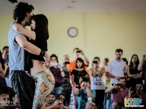 Kiev International Sensual Festival