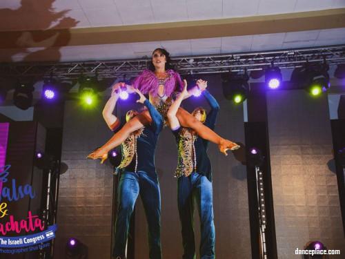 Israeli Salsa Congress & Holy Land Salsa Tour