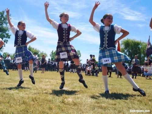 Lindsay Rose Highland Dance Company
