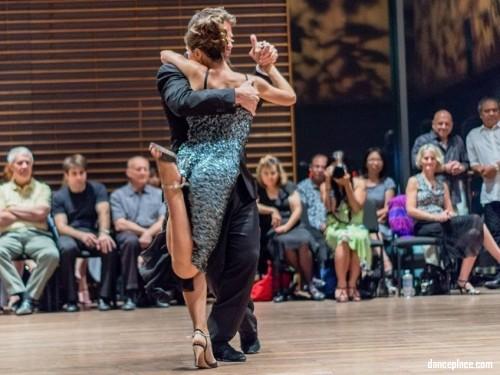 Daniela Roig & Hernan Prieto Tango
