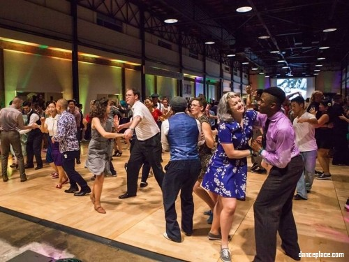 The New Orleans Swing Dance Festival & The Ultimate Lindy Hop Showdown