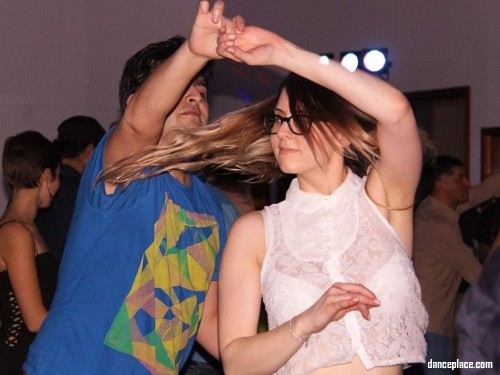 Candela Latin Dance