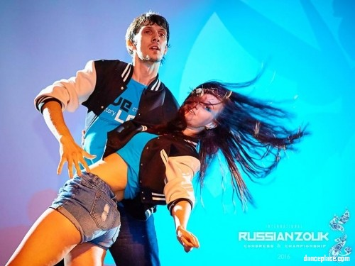 Russian Zouk Congress & Championship-St.Petersburg-Russian Federation