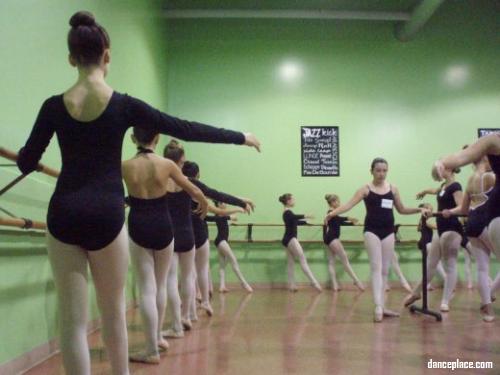 Nancy Pattison's Dance World