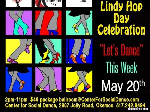 World Lindy Hop Day Celebration