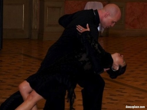 Vadim Mostovoy Dance