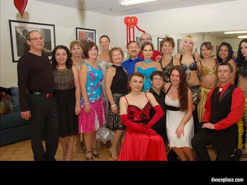 Andras Ballroom Academy