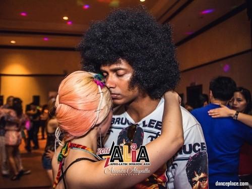Afro-Latin Invasion Asia 2017