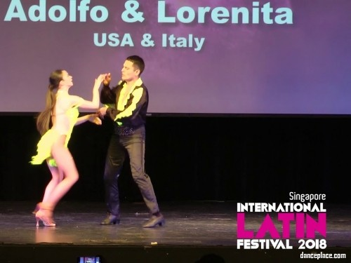 Singapore International Latin Festival
