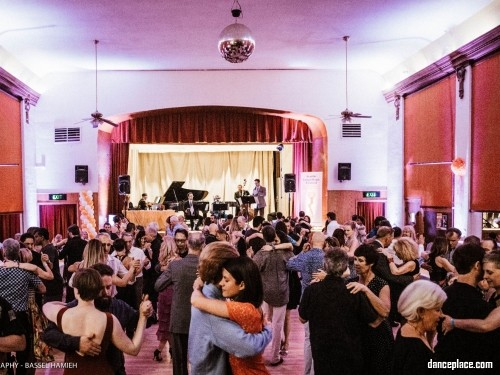 Seattle Tango Magic Festival