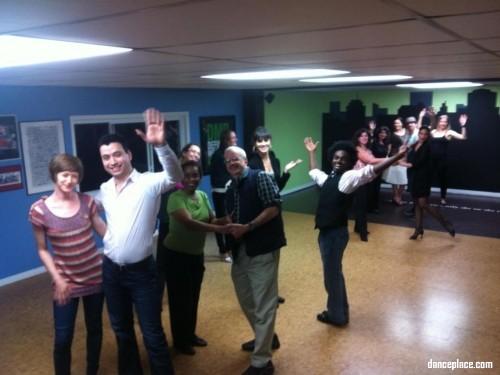 Defining Movement Dance