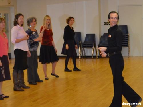 Dominic Boyer Ballroom Dance
