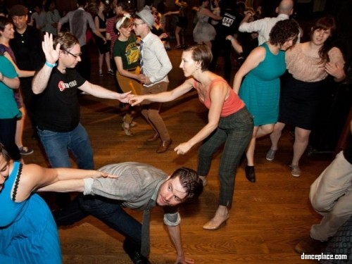 social dancing How can the answer be improved.