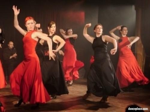Centre de danse flamenco Julia Cristina