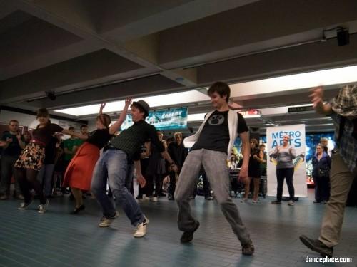 Ecole De Danse Swing Cat's Corner
