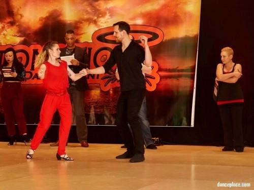 Detonation Dance