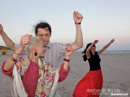 Amber & Winds Tango Marathon