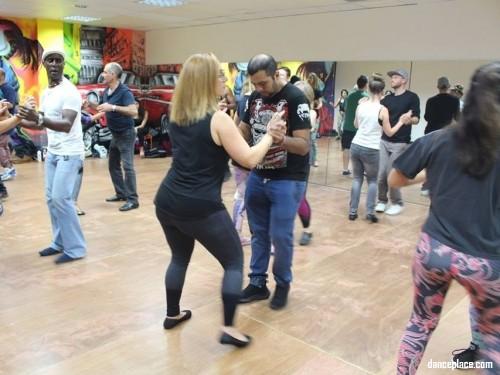 Passada School of Afro Latin Dance