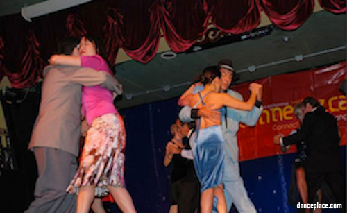 Club Milonga